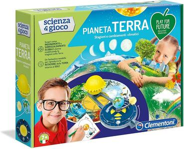 PIANETA TERRA SCIENZA & GIOCO CLEMENTONI