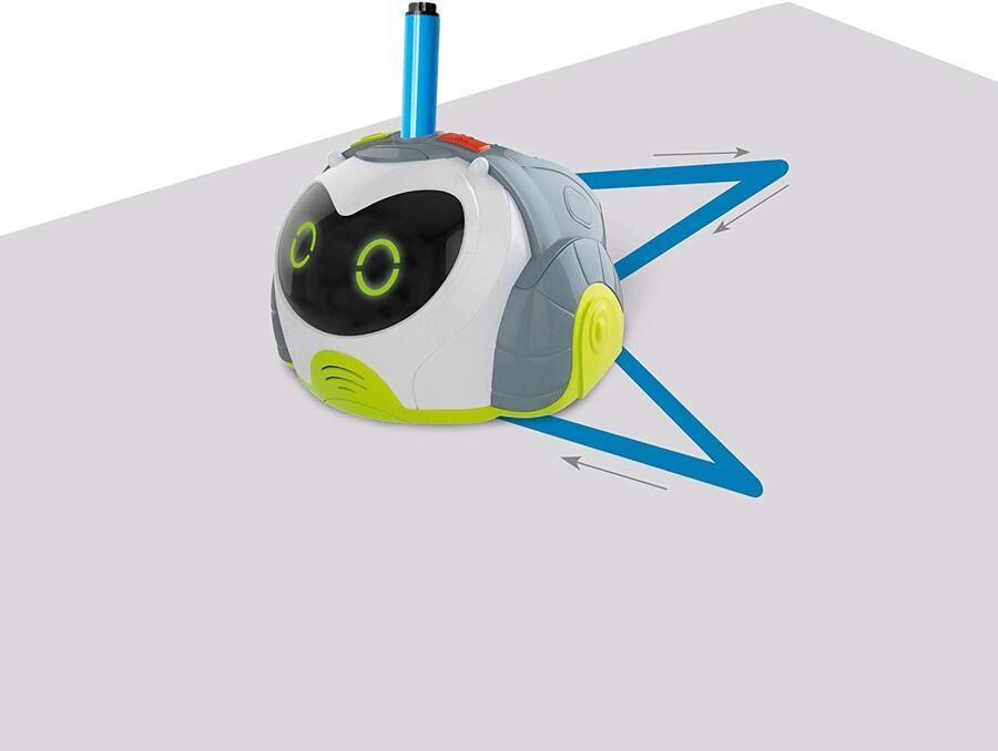 BUBBLE ROBOT EDUCATIVO SAPIENTNO CLEMENTONI
