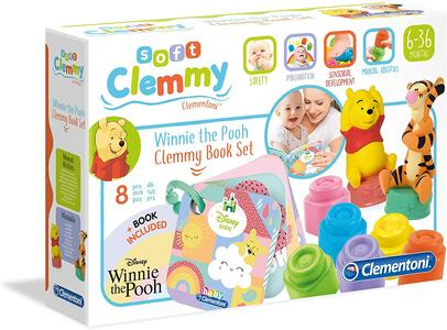 CLEMMY WINNIE THE POOH PLAYSET CLEMENTONI