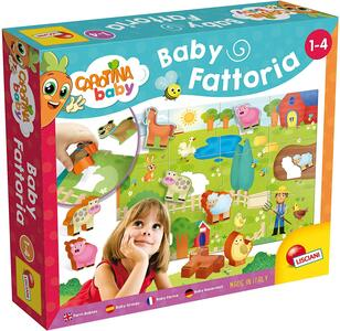CAROTINA BABY FATTORIA LISCIANI