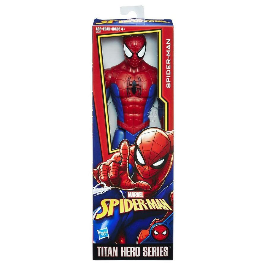AVENGERS 30 CM SPIDERMAN TITAN HERO SERIES HASBRO