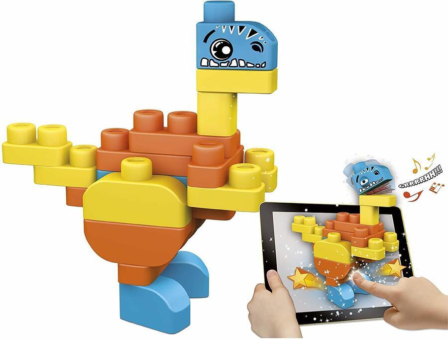 Costruzioni Dinosauro 30 pz - Chicco 06811 - 12+ anni