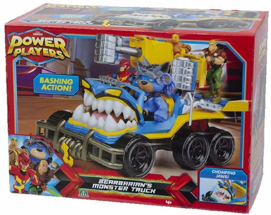 Power Players Veicolo T-Force - Giochi Preziosi PWW03000 - 4+ anni