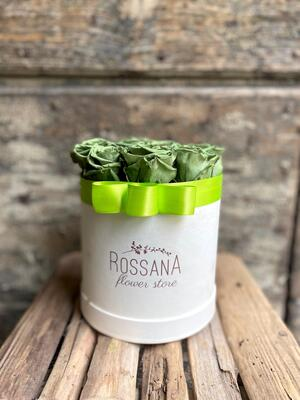 FLOWER BOX T12 Rossana Collection Verde