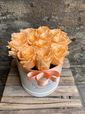 FLOWER BOX T12 Rossana Collection Pesca