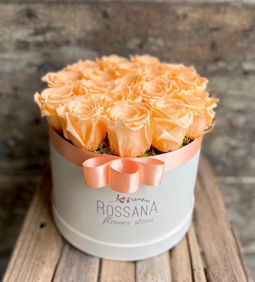 FLOWER BOX T18 Rossana Collection PESCA