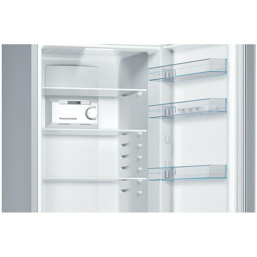 BOSCH Frigorifero Combinato KGN36NLEA Total No Frost Classe A++ Capacità Netta 302 Litri Colore Inox
