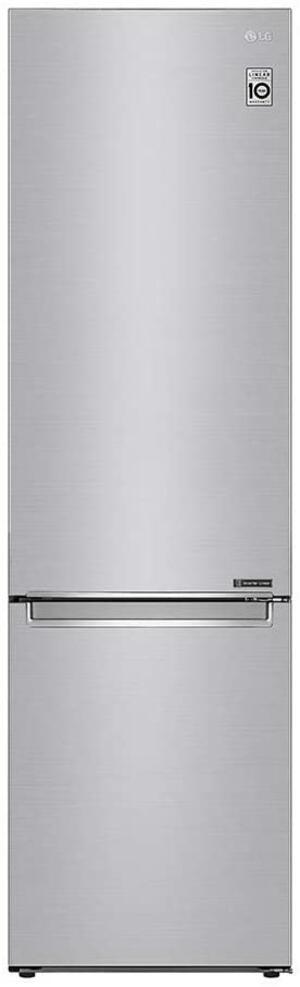 LG GBB72NSEFN frigorifero con congelatore Libera installazione Acciaio inossidabile 384 L A+++