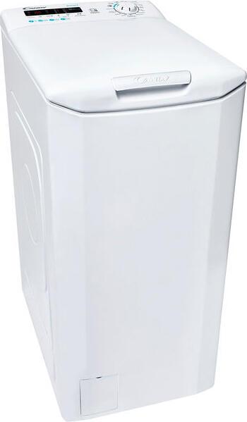 CANDY Lavatrice Carica dall'Alto 7 Kg Classe A+++ Profondità 60 cm Centrifuga 1200 giri NFC - CSTG 272DE/1-11