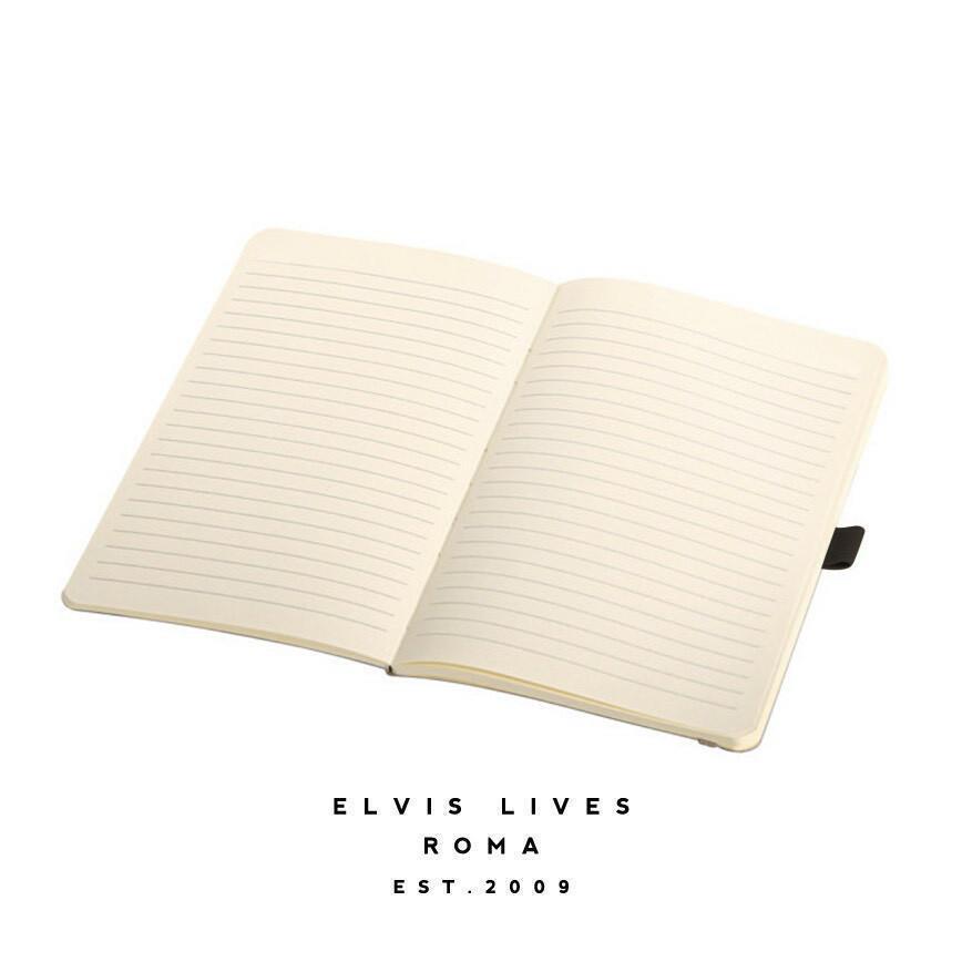 Elvis Lives Notes 14x21 - Bestemmiare Aiuta