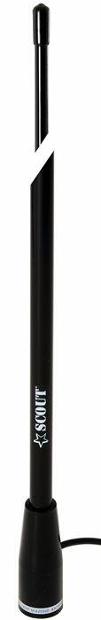 Antenna VHF Marina 1.5 mt.  Scout KS-22 Black Edition - Offerta da Mondo Nautica 24