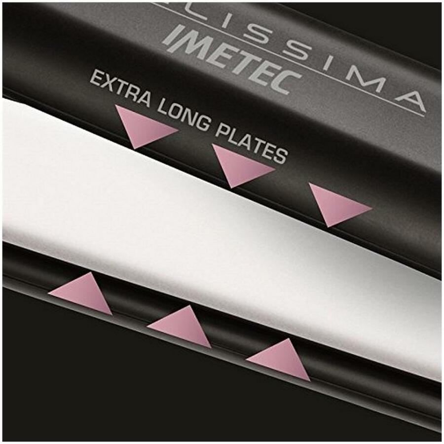IMETEC Salon Exprert E16 100 Piastra Per Capelli Temperatura Massima 210°
