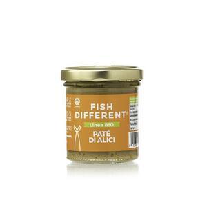 Patè Di Alici Biologico, Fish Different, 90 gr