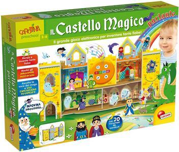 CAROTINA IL CASTELLO MAGICO LISCIANI