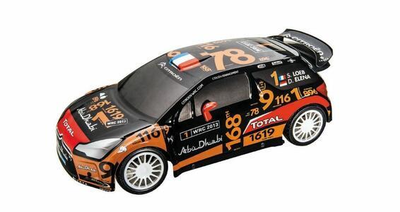 CITROEN DS3 WRC 1:24 AUTOMOBILE RADIOCOMANDATA MONDO MOTORS