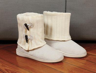 Pantofole Baboosh Tahoe Kanguru Donna Taglia M