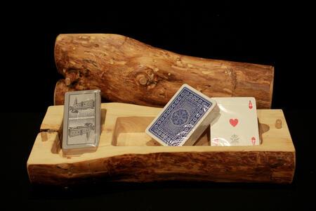 Porta carte gioco