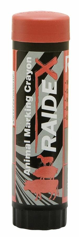 Stick per marcatura RAIDL ROSSO 60 grammi scatola 10 stick