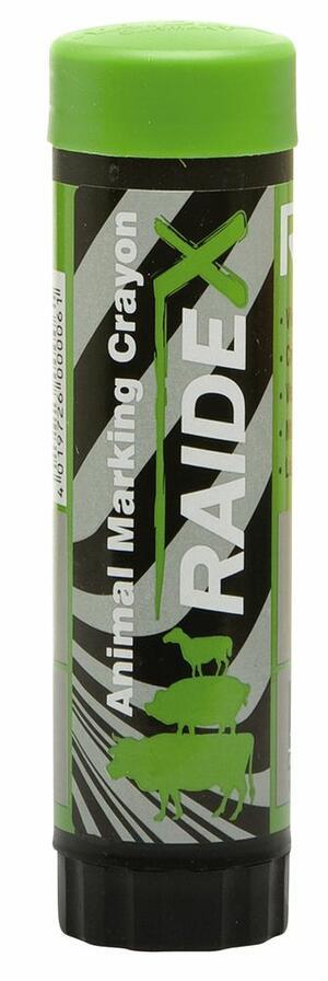 Stick per marcatura RAIDL VERDE 60 grammi scatola 10 stick