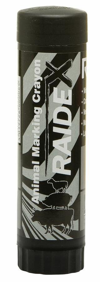 Stick per marcatura RAIDL NERO 60 grammi scatola 10 stick