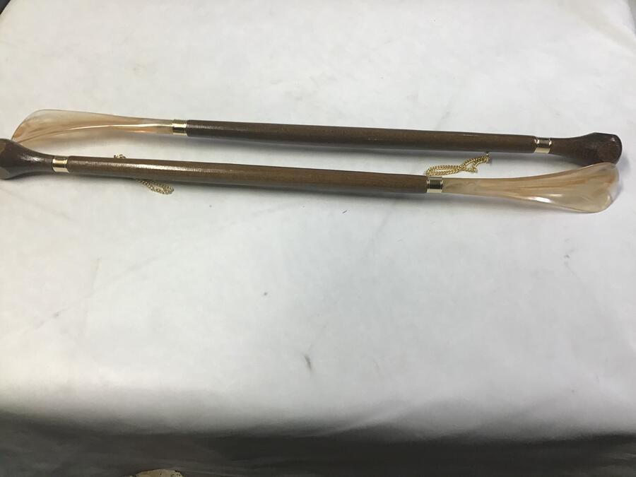 Calzante Legno 52cm