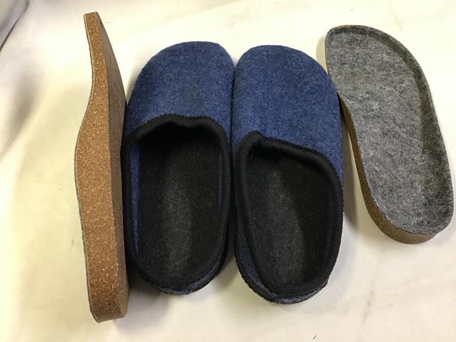 Pantofole Jeans