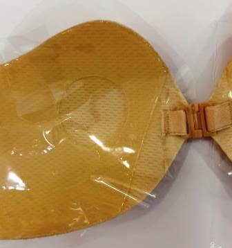 Coppa adesiva per seno - Riutilizzabile