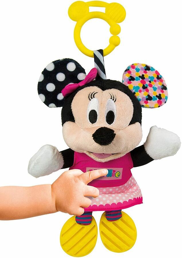 Baby Minnie prime attività - Clementoni 17164 - 6+ mesi