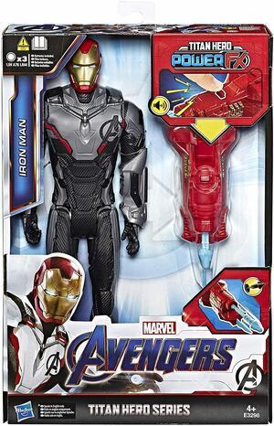 Avengers - Iron Man Titan Hero Series - Hasbro E3298 - 4+ anni