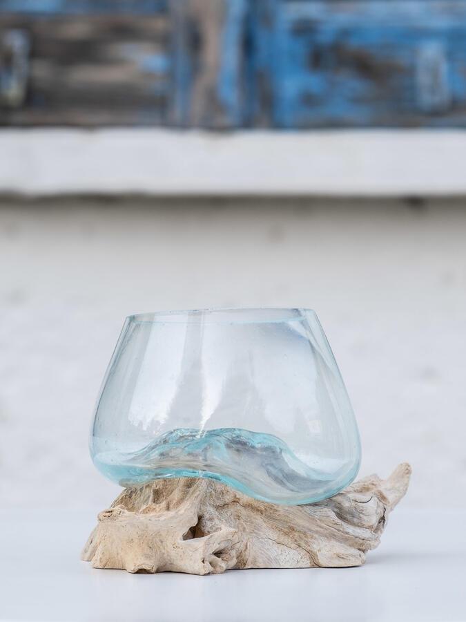 Acquario piccolo, oggetto di design per interno ed esterno