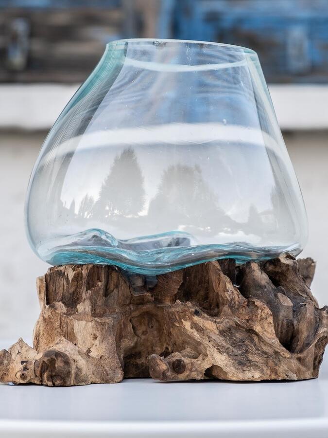 Acquario grande, oggetto di design per interno ed esterno