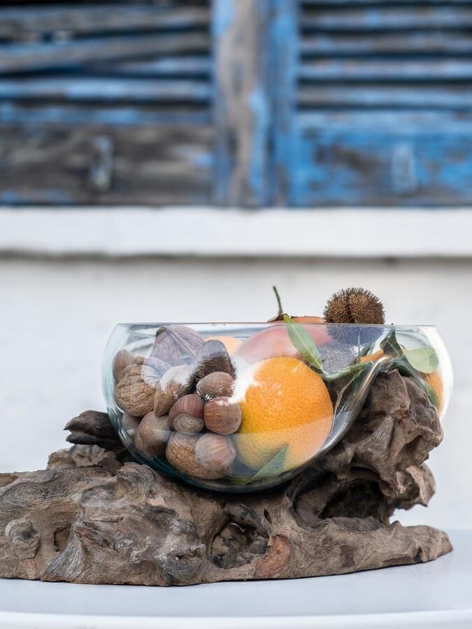 Bowl gigante, oggetto di design per interno ed esterno