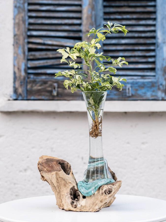 Vaso piccolo, oggetto di design per interno ed esterno