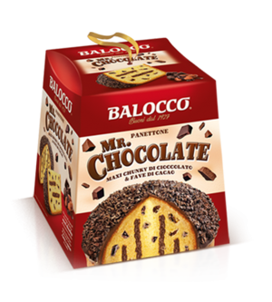 Panettone Mr Chocolate 800 gr Balocco