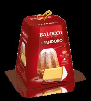 Pandoro Classico 750 gr Balocco