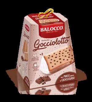 Pandoro Gocciolotto 800 gr Balocco