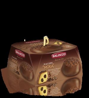 Torta Piacere Moka 750 gr Balocco
