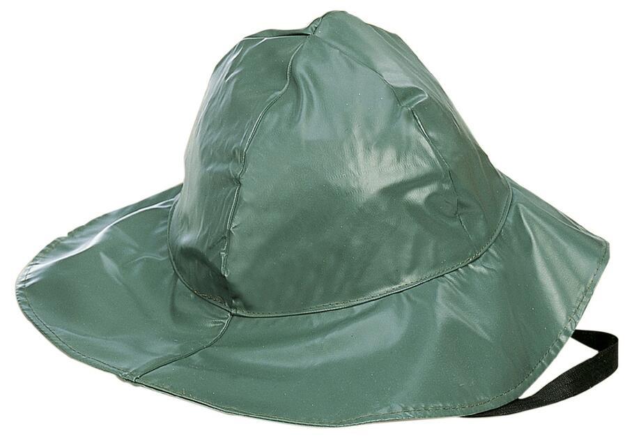 Cappello p.v.c. impermeabile, misure  L - XL - XXL