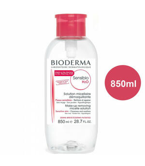 BIODERMA Sensibio Acqua Micellare 850 ml ►LIMITED EDITION PUMP◄