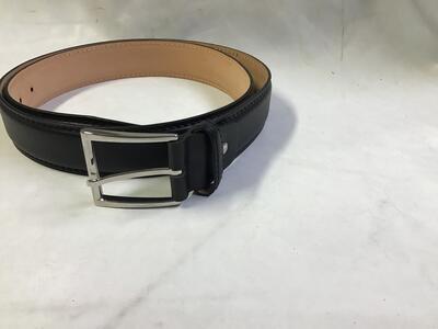 Cintura Pelle Nera 3,5cm