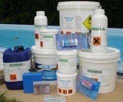 Trattamento per piscine kit completo per mantenere acqua pulita 3