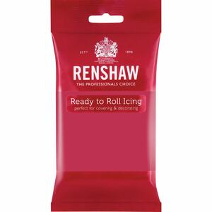Pasta di zucchero Renshaw Pro fucsia 250 gr