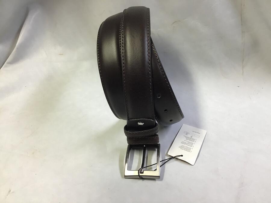 Cintura Doppio Groppone Testa di Moro 4cm
