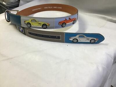 Cintura Stampa Bmw 4cm