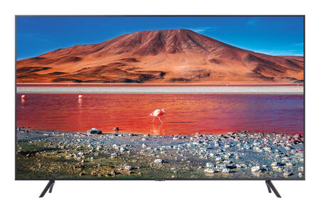 "SAMSUNG  TV 75"" UETU7172 4K SMART 1300HZ DVB-T2/S2 EUROPA BLACK"