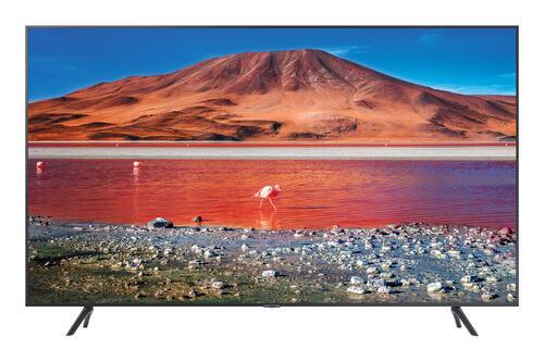 "SAMSUNG  TV 75"" UETU7172 4K SMART 1300HZ DVB-T2/S2 EUROPA BLACK"