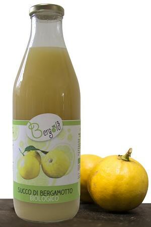 Succo di Bergamotto, succo puro, Bergold, 1 lt
