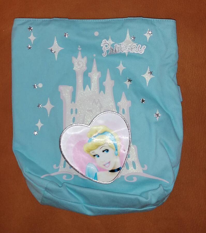 BORSA SHOPPER DISNEY PRINCESS DISNEY