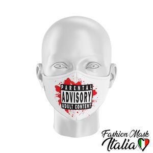 Fashion Mask Parental Advisory