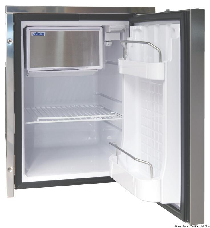Frigo Isotherm CR49 inox CT Clean Touch Isotherm - Offerta di Mondo Nautica 24